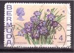 Stamps Bermuda -  Flores