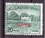 Sellos de Asia - Pakistán -  Presa