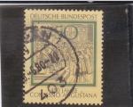 de Europa - Alemania -  450 AÑOS CONESSIO AUGUSTANA