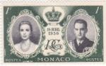 de Europa - Mónaco -  boda real