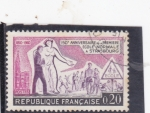 de Europa - Francia -  150 aniversario de la primera escuela en Strasbourg