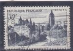 Stamps France -  panorámica de Arbois