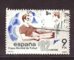 Stamps Spain -  España  82