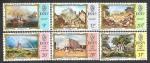 Sellos del Mundo : Europa : Reino_Unido : 340-345 - Pinturas de John Alexander Gilfillan
