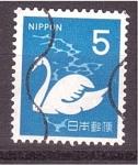 Sellos del Mundo : Asia : Japón : Cisne