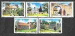 Sellos del Mundo : Europa : Reino_Unido : 399-403 - L Aniversario National Trust de Jersey