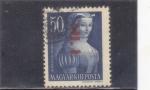 Stamps Hungary -  KANIZSAL.DOROTTIA