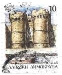 sello : Europa : Grecia : arquitectura