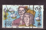 Stamps Spain -  500 aniv. descubrimiento de America