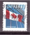 de America - Canadá -  Badera Nacional