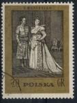 de Europa - Polonia -  POLONIA_SCOTT 1901.01 $0.25