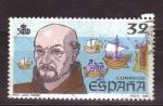 Sellos de Europa - Espa�a -  500 aniv. descubrimiento de america
