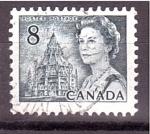 de America - Canadá -  Centenario de Canada