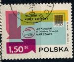 Sellos del Mundo : Europa : Polonia : POLONIA_SCOTT 1970.01 $0.25
