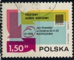 Sellos del Mundo : Europa : Polonia : POLONIA_SCOTT 1970.02 $0.25