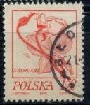 Sellos del Mundo : Europa : Polonia : POLONIA_SCOTT 2019 $0.25