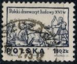 Stamps Poland -  POLONIA_SCOTT 2071.01 $0.25