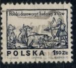 Sellos del Mundo : Europa : Polonia : POLONIA_SCOTT 2071.03 $0.25