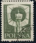 Sellos del Mundo : Europa : Polonia : POLONIA_SCOTT 2431 $0.25