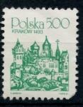 Sellos del Mundo : Europa : Polonia : POLONIA_SCOTT 2457.03 $0.25