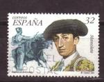 Sellos de Europa - España -  serie personajes populares