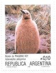 Stamps : America : Argentina :  aves