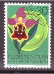 Stamps : Europe : Liechtenstein :  serie- Año europeo conserv. Naturaleza