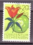 Stamps : Europe : Liechtenstein :  Año europeo de la conservación de la Naturaleza