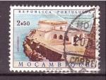 Stamps Mozambique -  400 Aniv. visita de Camoens