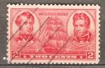 Stamps : America : United_States :  Saratoga