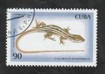 de America - Cuba -  3416 - Lagartos endémicos