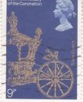 de Europa - Reino Unido -  25 aniversario de la coronación