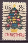 Stamps America - United States -  Navidad