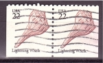 Stamps America - United States -  serie- Conchas