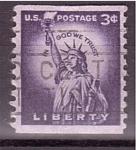Stamps America - United States -  Libertad
