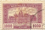 Sellos de Europa - Hungría -  MAGYAR KIR POSTA