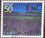 de Asia - Japón -  Scott#Z313 intercambio 0,50 usd, 50 yen 1999