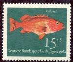 de Europa - Alemania -  Productos del mar