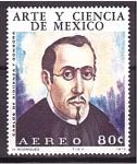 de America - México -  Arte y ciencia de Mexico