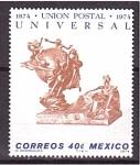 de America - México -  Centenario U.P.U.