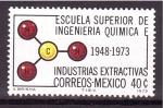 Sellos de America - México -  25 aniversario