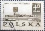 Sellos de Europa - Polonia -  Scott#1482 intercambio 0,20 usd, 40 cents. 1967