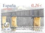 Sellos de Europa - España -  PUENTES