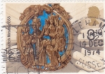 Stamps United Kingdom -  artesanía