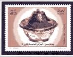 sellos de Africa - Argelia -  varios