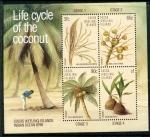 Stamps Oceania - Cook Islands -  Frutas