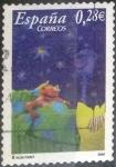 Sellos de Europa - España -  Scott#3371f intercambio 0,35 usd , 28 cents. 2005