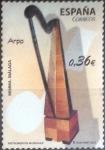 sellos de Europa - España -  Scott#3841a intercambio 0,45 usd , 36 cents. 2012