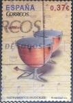 sellos de Europa - España -  Scott#3898e intercambio 0,50 usd , 37 cents. 2013