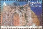 sellos de Europa - España -  Scott#xxxx intercambio 0,45 usd , A. 2014